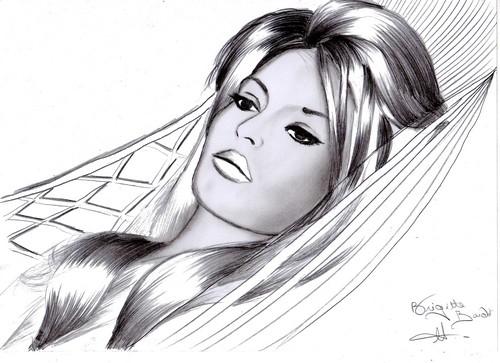 Brigitte Bardot por olive53473